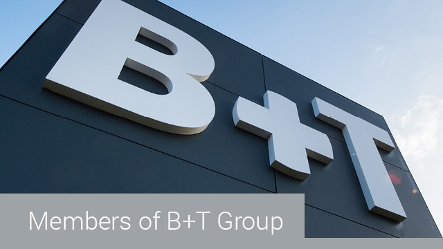 Members of B+T Group